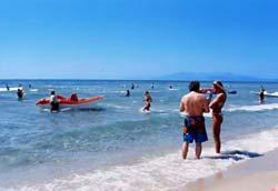 Sahillerde beach clup terörü