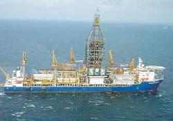 Petrol arama gemileri geliyor