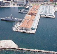 Konak Pier'de savaş bitmiyor
