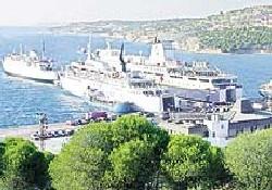 Çeşme Limanı Projesi