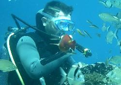 Akdeniz'in derinliği turistleri çekiyor