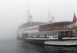 İzmir'de Vapur Seferleri İptal