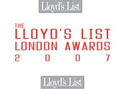 Lloyd's List Awards London-2007