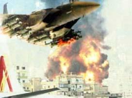 İsrail tarihi deniz fenerini vurdu