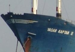 Yaşar Kaptan-II'ye eroin baskını