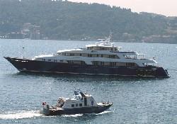 Kral Abdullah'ın Marmara sefası