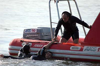 İzmirli denizciler AKS 110'a emanet