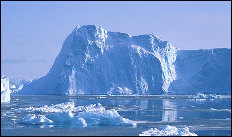 Grönland çok hızlı eriyor