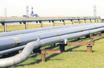 Lukoil boru hattı için harekete geçti