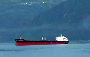 Okyanusta yine tanker faciası