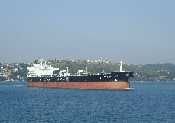 İstanbul'dan 54 bin 564 Gemi Geçti