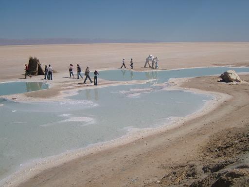 Tuz Gölü kirlilikten kurtuluyor