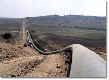 İran doğalgazını Türkiye taşıyacak