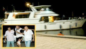 Mavi Tur'da inanılmaz cinayet