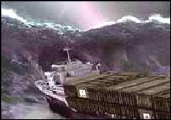 Kapalı Denizde Tsunami Olmaz