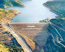 Yuvacık Barajı S.O.S veriyor