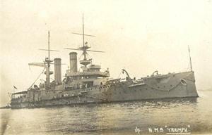 İtalyan savaş gemileri Lübnan'da
