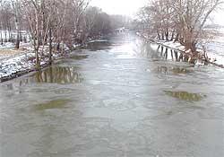 Meriç ve Tunca nehirleri yükseldi