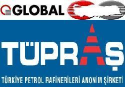 ÖİB'den Global'e Tüpraş davası