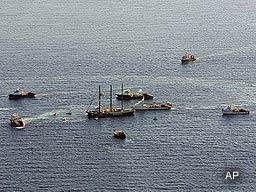 Akdeniz ciddi bir tehlike altında