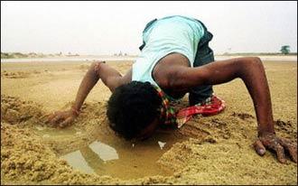 Milyarlarca kişi temiz suya hasret