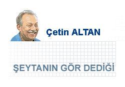 Çetin Altan'dan Denize Şiir...