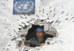 Lübnan kıyıları BM'nin denetiminde