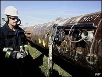 BP'ye Alaska hattı eleştirileri