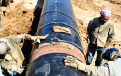 Kerkük petrol rafinerisi onarılıyor