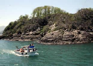 Giresun Adası'na mitolojik yolculuk başlatılıyor