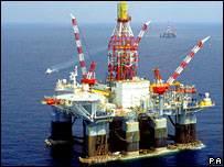Küba petrol denizinde yüzüyor