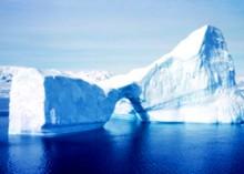 Kuzey Kutbu'nda korkutan erime