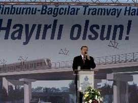 Marmaray ulaşımın mihenk taşı
