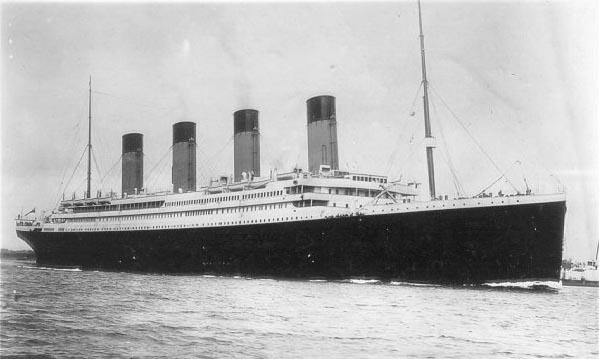 Titanic'in batışında yeni bir iddia!