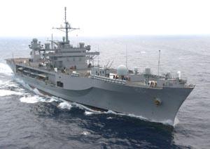 ABD gemilerinin rotası İran!