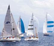 Yatlar Donanma için yarışacak
