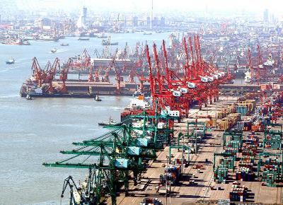 Tianjin Limanı'nın kapasitesi artıyor