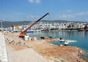 Seka Liman sahasında tersane kurulacak
