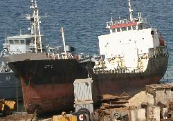 Gemi sökümcüleri destek bekliyor