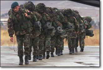 Lübnan'a 700 Mehmetçik gidecek