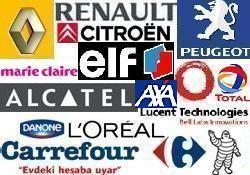 İşte Türkiye'deki Fransız ürünleri