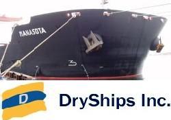 Yunanlı DryShips filosunu yeniliyor