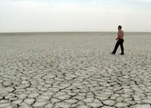 Konya kapalı havzası çöl oluyor