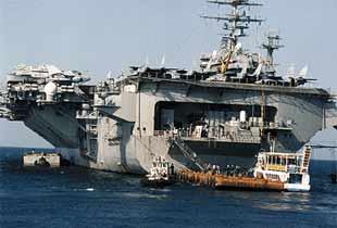 NATO Akdeniz'de gemi denetleyecek