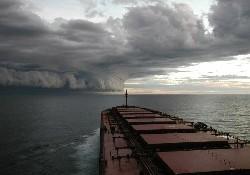 Antalya körfezinde fırtına uyarısı!