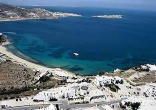 Yunan adalarının en eğlencelisi Mykonos