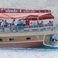 Erdoğan tekne gezisini çok sevdi