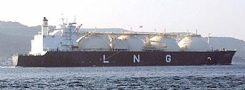 LNG geçişinde trafiğe kapatıldı
