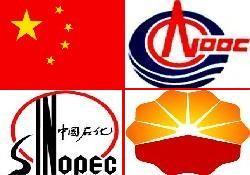 Çin petrol şirketleri söz sahibi oldular
