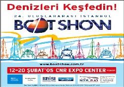 Boat Show Fuarı Açılıyor